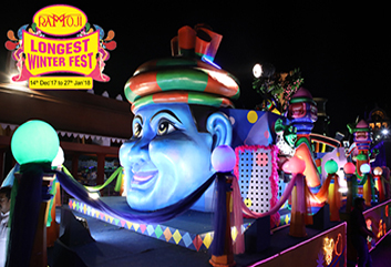 5 Reasons To Experience Holiday Carnival | Ramoji Diaries