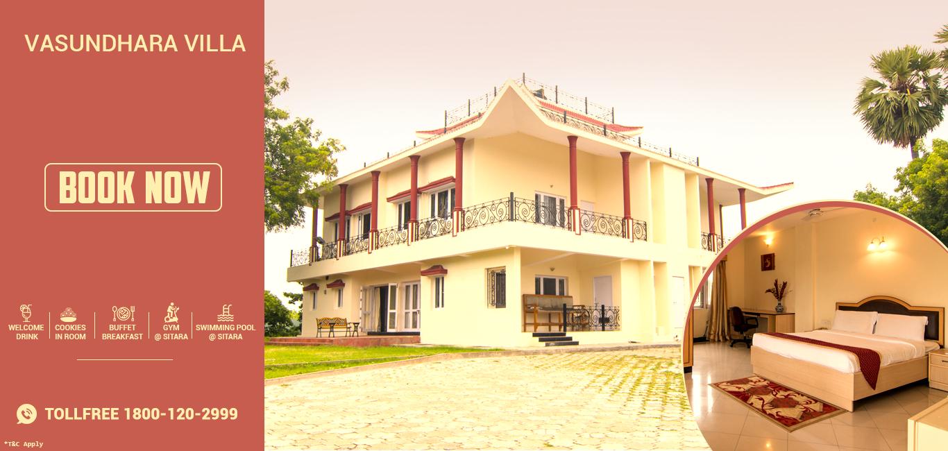 Vasundhra Villa