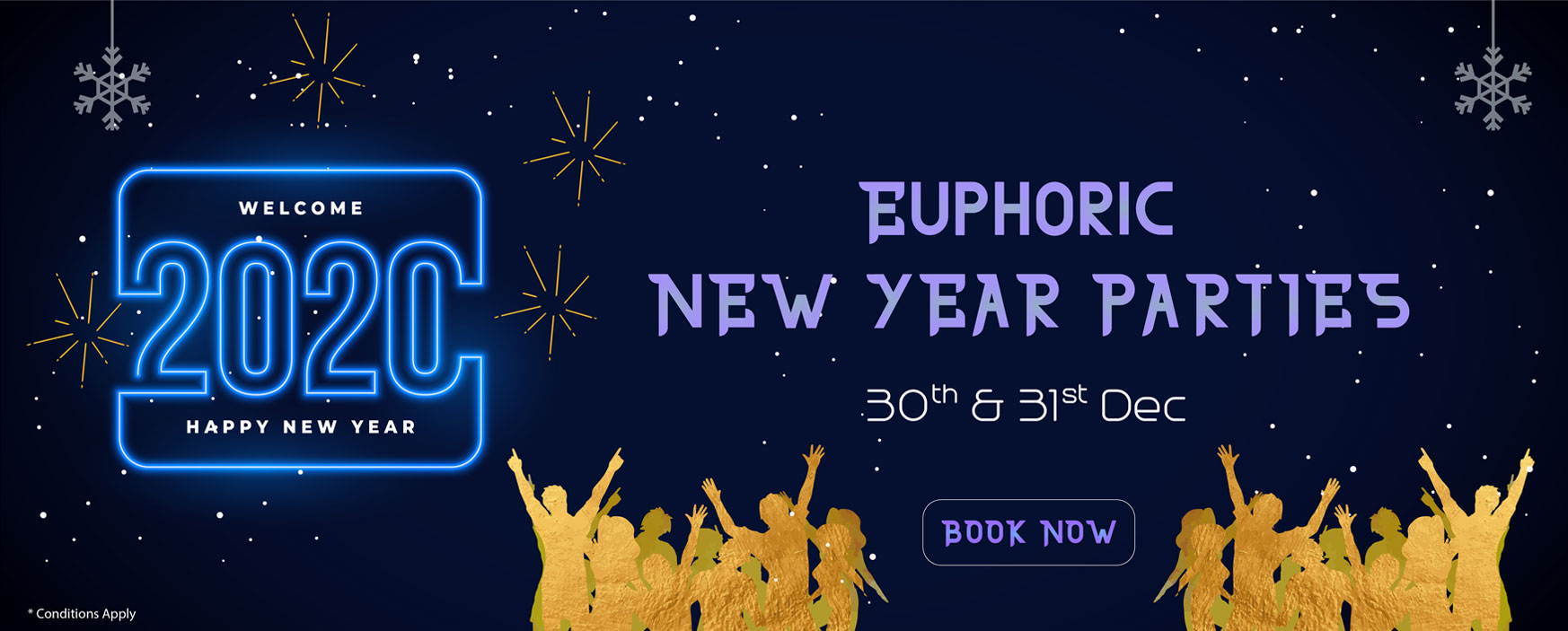 Newyear Event Packages at Ramoji Film City