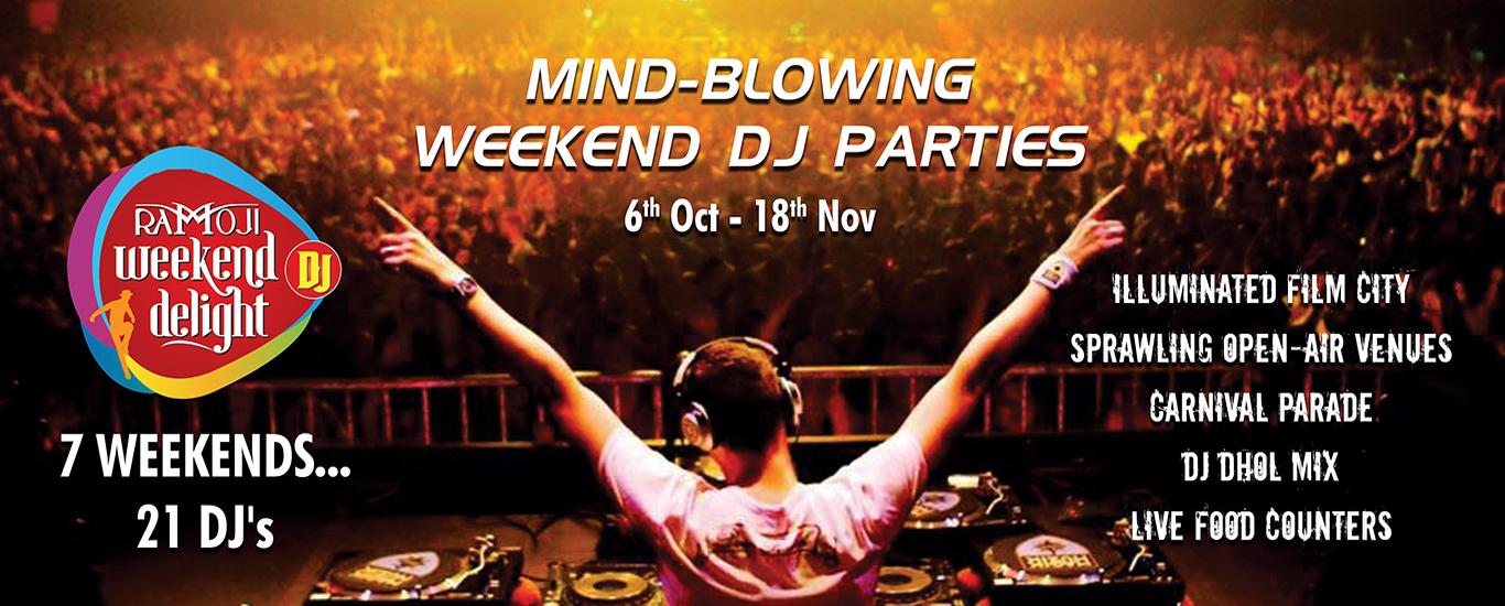 Weekend DJ Delight